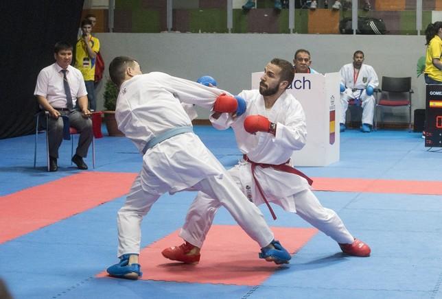Matías Gómez y Antonio Gutiérrez, al Europeo de Karate