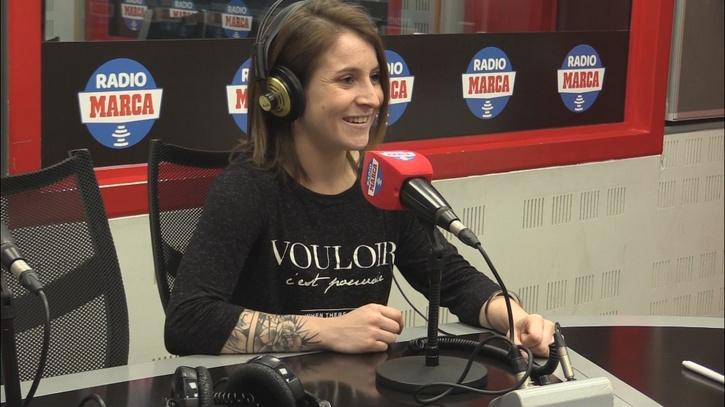 """Nadia Gómez: """"Mi lema es ahora o nunca"""""""