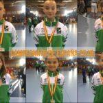 Olympic Karate Marbella consigue 6 títulos en el Campeonato de España