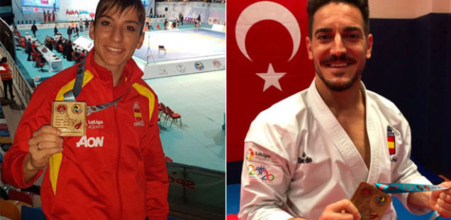 Damián Quintero y Sandra Sánchez lideran el equipo español para el Europeo