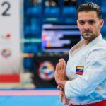 Karateca Antonio Díaz viaja a Cochabamba por la dorada