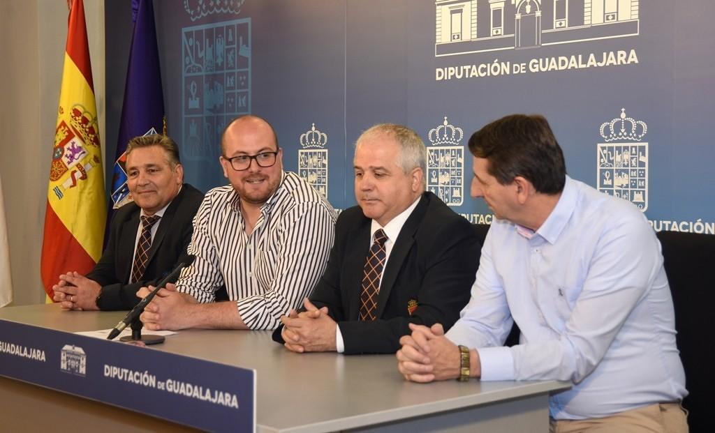 Guadalajara acogerá este fin de semana el XLI Campeonato de España de Clubs de Karate