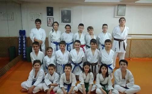 El Gimnasio Ángel participa en los regionales de clubes y veteranos
