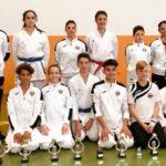Diez títulos para el Olympic Karate Marbella en la Liga Provincial