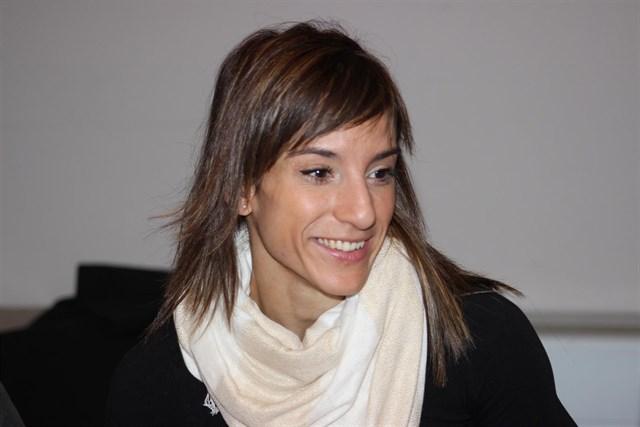 """Sandra Sánchez: """"Es muy importante estar en el podio en el Mundial para poder estar en Tokio"""""""