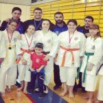 El Club Karate Central de Torrejón consigue clasificar a 20 karatekas para la Fase Final de los Juegos de Deporte Escolar