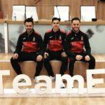 El valenciano Pepe Carbonell busca el título europeo con la selección
