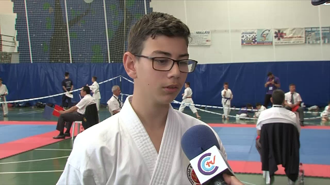 Circuito Provincial de Karate en Coín