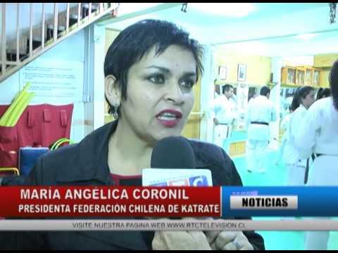 """María Angélica Coronil, pdta. Fed. de Karate: """"Nuestro objetivo es posicionarnos como potencia continental"""