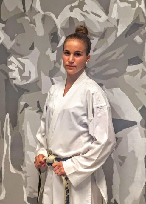 Berta Montaner, novena en Estambul