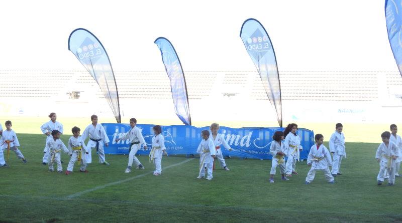 El Ejido, sede de la III Copa de Andalucía de Kárate estilos y disciplinas