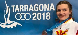 Cristina Ferrer se cuelga el bronce en los Juegos Mediterráneos 2018