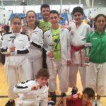 Los karatecas bercianos triunfan en el Campeonato Regional de Castilla y Leon