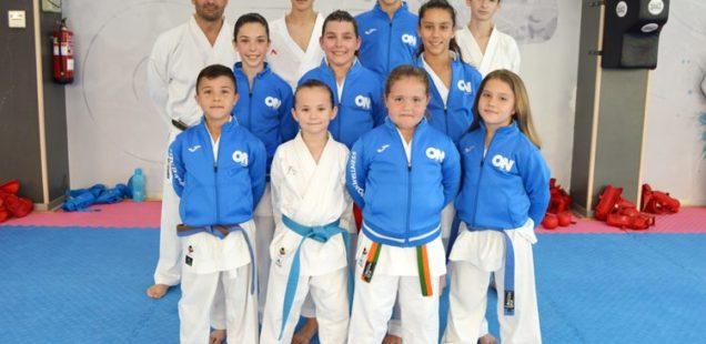 El kárate, un deporte que sitúa a Utrera en el mapa nacional