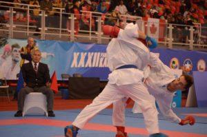 Maximiliano Larrosa fue plata en el Panamericano de Santiago de Chile