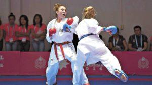 Oaxaca tiene el cobre en el Campeonato Panamericano de Karate: Xhunashi lo consiguión en Chile