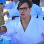 La campeona de España de kárate, Alba Ruiz Catena, impartirá un Curso de Defensa Personal Femenino en Baeza