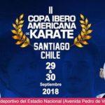 II Copa Iberoamericana de Karate Santiago 2018
