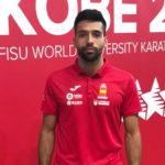 El talaverano Raúl Cuerva luchará por el bronce mundial universitario