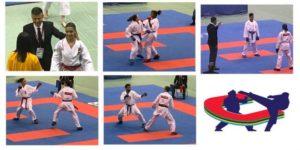Lluvia de medallas para el kárate español en los Mundiales Universitarios