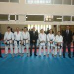 Excelentes resultados de los karatekas en los exámenes de cinturón negro