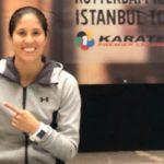 Alexandra Grande ganó medalla de oro en Alemania