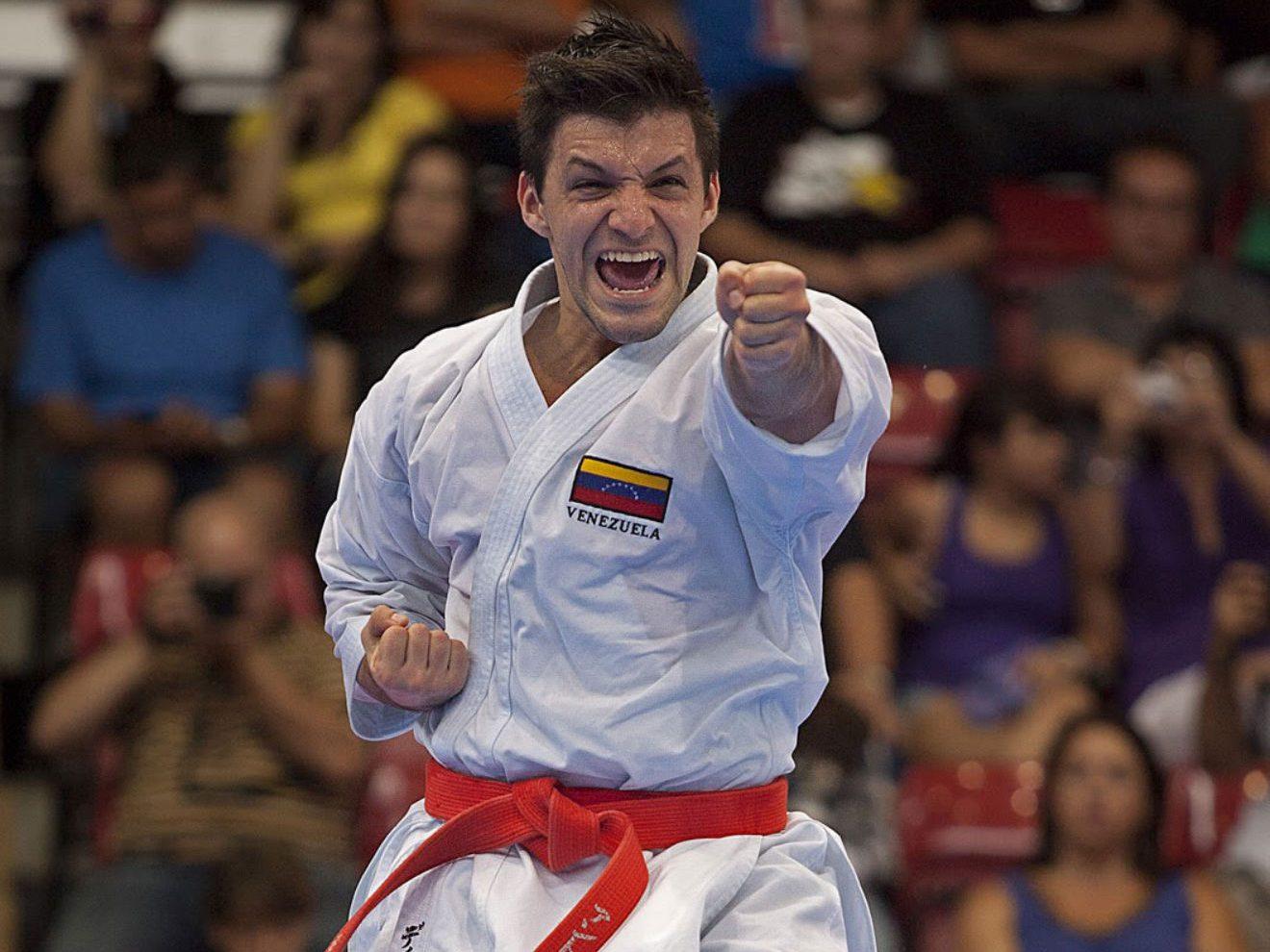 Cinco karatecas venezolanos competirán por el podio en el Open de Berlín