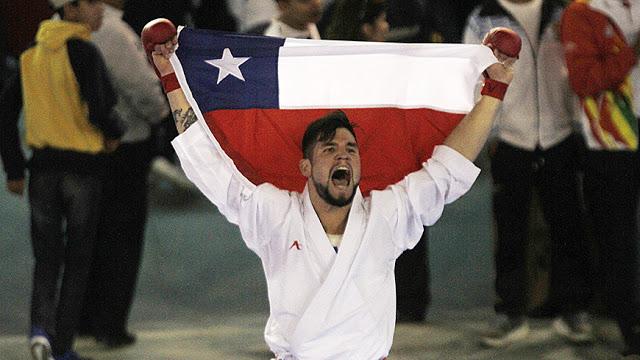 Selección chilena de karate