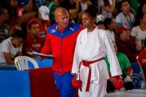 Karate cubano hace historia en Iberoamericano de Chile