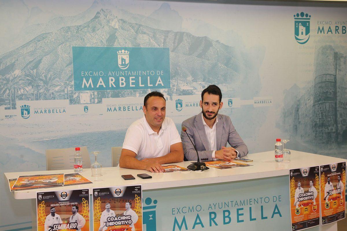 Marbella reunirá a 250 participantes el 28 de octubre en un seminario internacional de karate