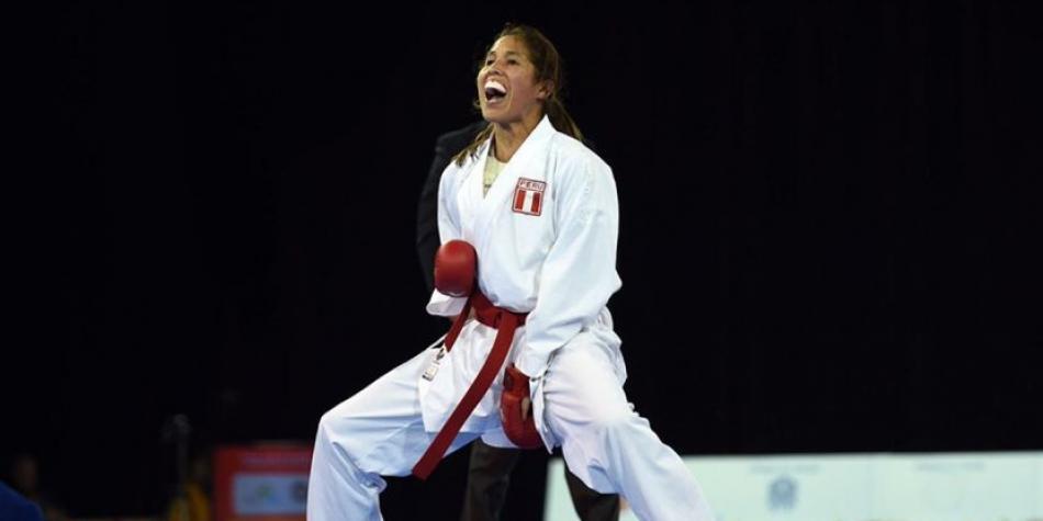 Alexandra Grande escaló al segundo lugar del ranking mundial de karate