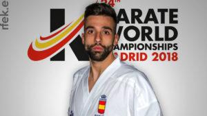 El talaverano Raúl Cuerva pierde el bronce