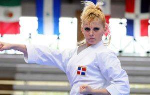 Dominicana María Dimitrova queda quinto en Mundial de Karate