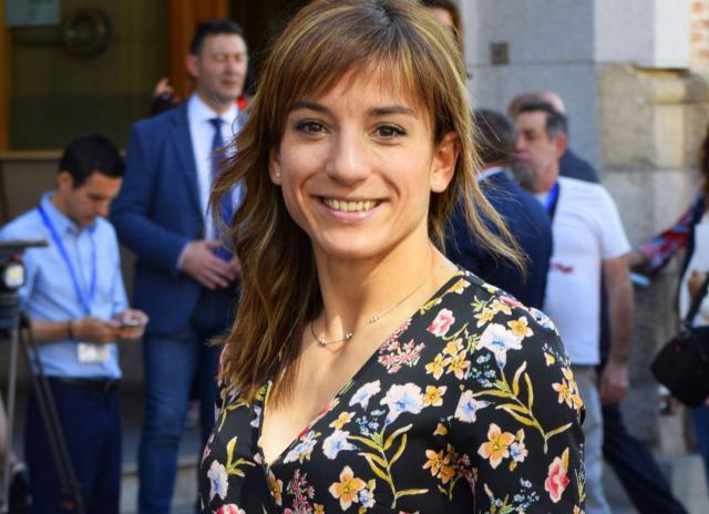 Sandra Sánchez, Hija Predilecta de Talavera