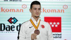 Turquía suma su primera medalla en el Mundial de kárate
