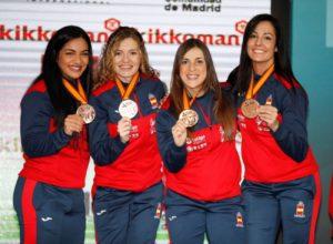 Bronce mundial para Cristina Ferrer