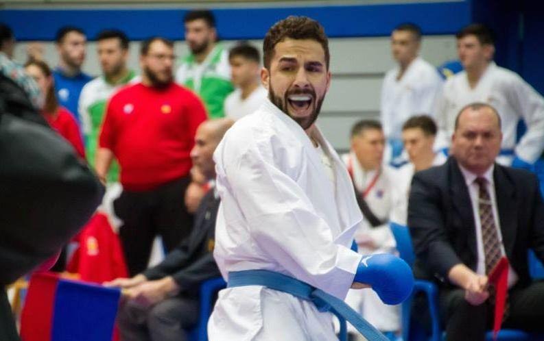 Matías Gómez suma un nuevo título de campeón de España de karate