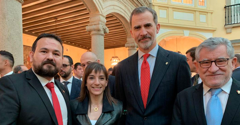 El Gobierno regional felicita a Sandra Sánchez, Premio Nacional del Deporte 2017