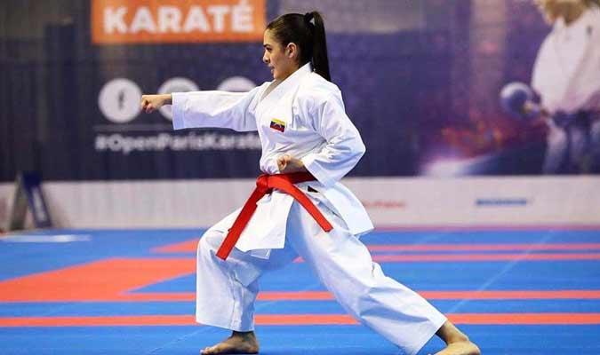 Andrea Armada a mantener el enfoque en Dubai