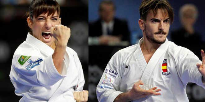 Sánchez y Quintero encabezan al kárate español en Dubai