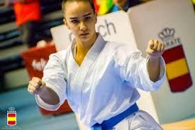 Emma Núñez competirá en el Europeo de kárate