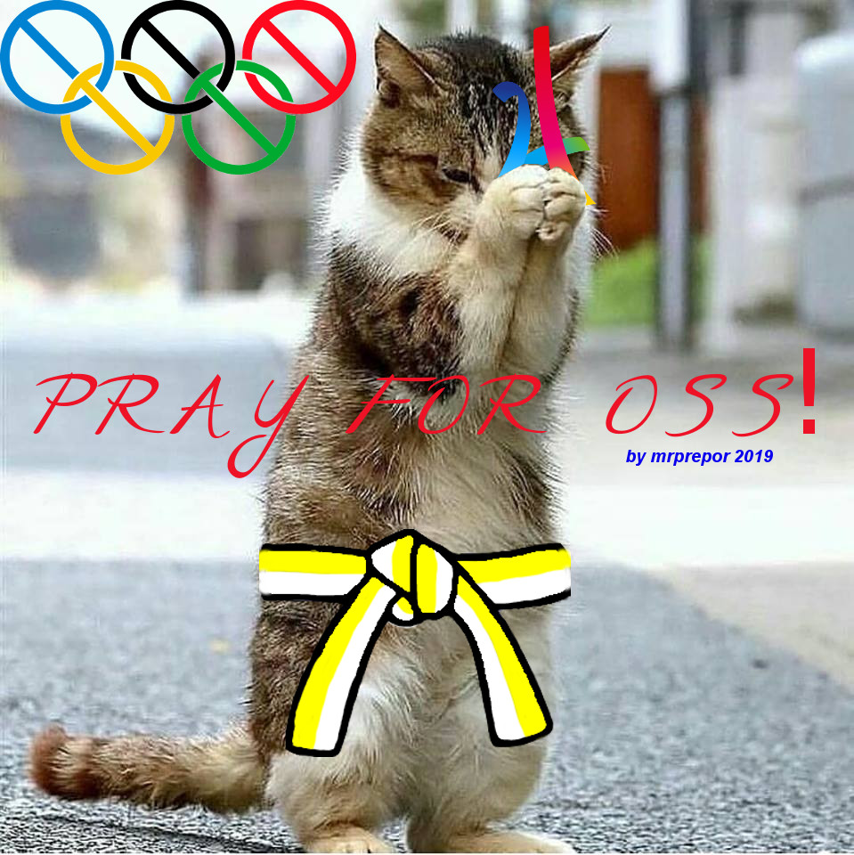 Pray for OSS!