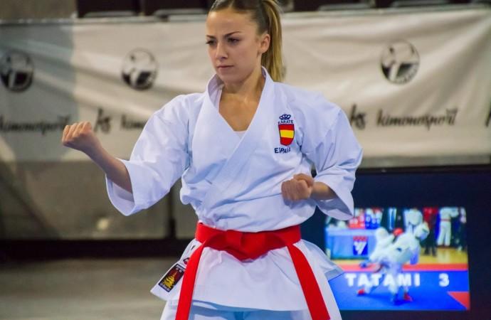 Lidia Rodríguez logra el bronce por equipos en Salzburgo