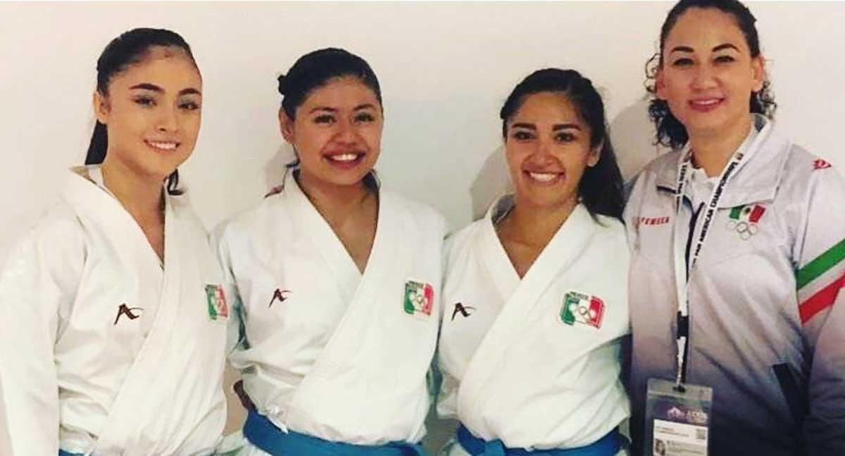 Pamela Contreras consigue boleto para Lima 2019 en Karate