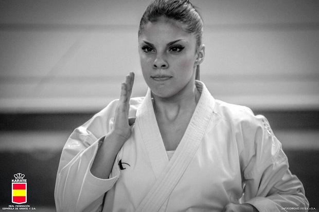 Sabrina Medero repite como número uno de la Liga de España de karate