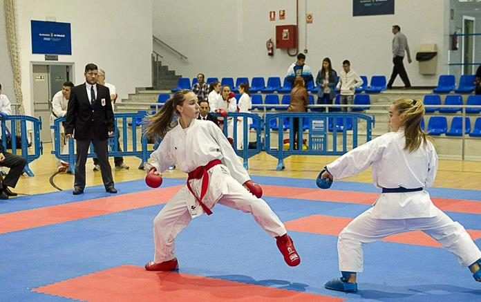 La karateka Tania Fernández se incorpora al Golden Dreams Team