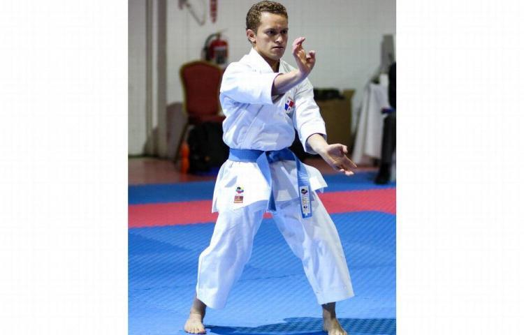Arranca el Campeonato Internacional de karate sénior