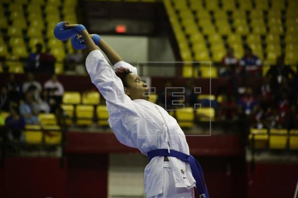 Estados Unidos revalidó en Panamá su título de campeón Panamericano de Kárate