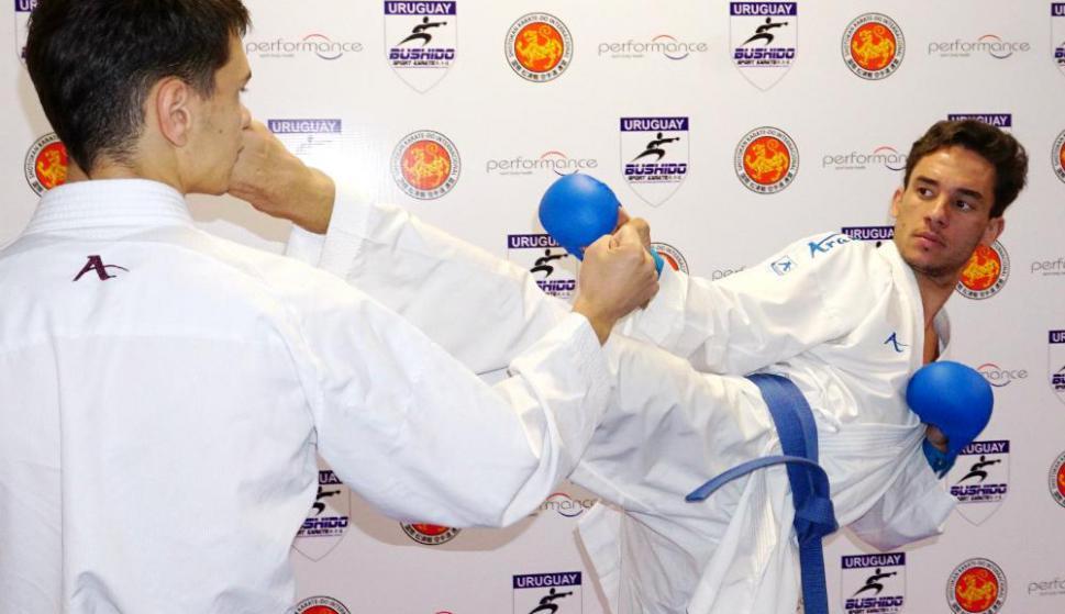 'Maxi' Larrosa, un profesional en un deporte amateur