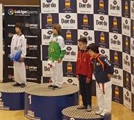 El jerezano Manuel Campos se proclama campeón de España infantil de Kárate
